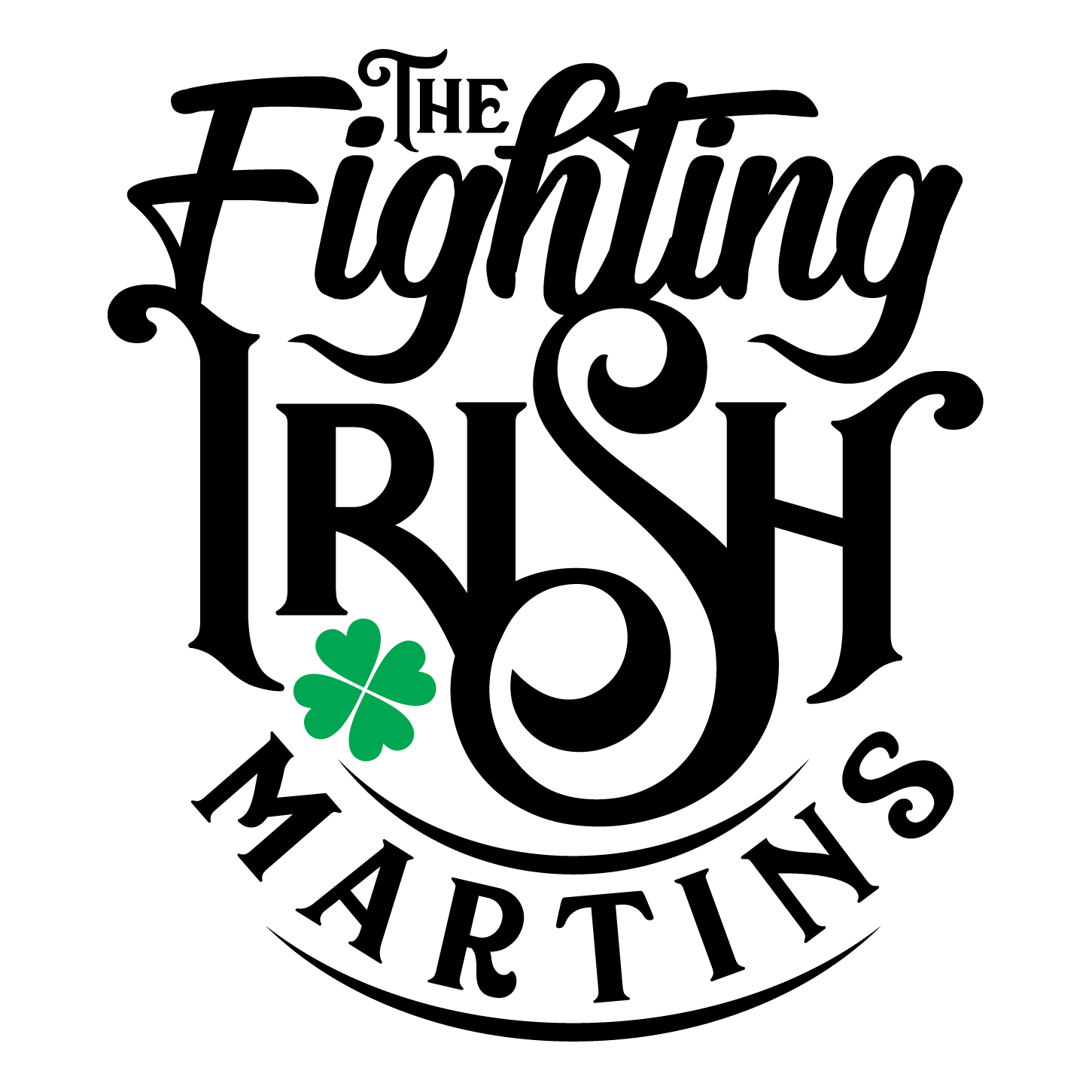 The Fighting Irish Martins